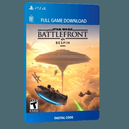 خرید DLC بازی دیجیتال Star Wars Battlefront Bespin DLC