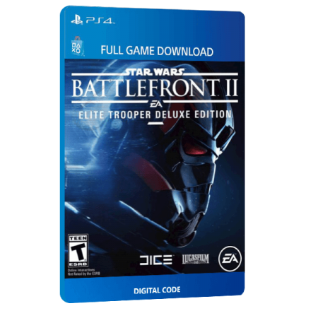 خرید بازی دیجیتال Star Wars Battlefront II Elite Trooper Deluxe Edition