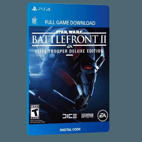 خرید بازی دیجیتال Star Wars Battlefront II Elite Trooper Deluxe Edition