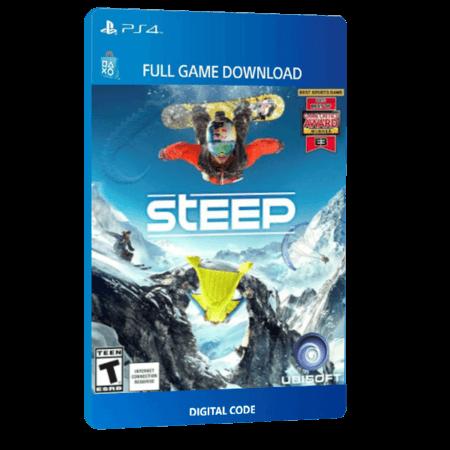 خرید بازی دیجیتال Steepبرای PS4