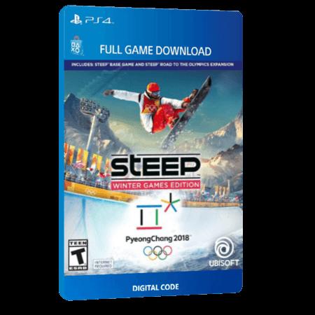 خرید بازی دیجیتال Steep Winter Games Editionبرای PS4