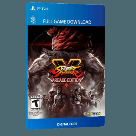 خرید بازی دیجیتال Street Fighter V Arcade Editionبرای PS4
