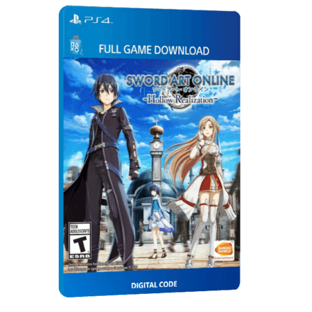 خرید بازی دیجیتال Sword Art Online Hollow Realization