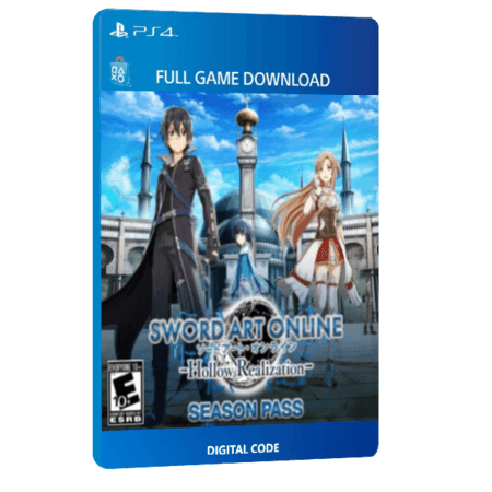 خرید سیزن پس بازی دیجیتال Sword Art Online Hollow Realization Season Pass