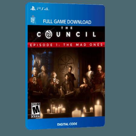 خرید بازی دیجیتال The Council Episode 1 The Mad Ones