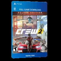 خرید بازی دیجیتال The Crew 2 Deluxe Editionبرای PS4