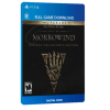 خرید بازی دیجیتال The Elder Scrolls Online Morrowind Digital Collector's Edition Upgrade برای PS4