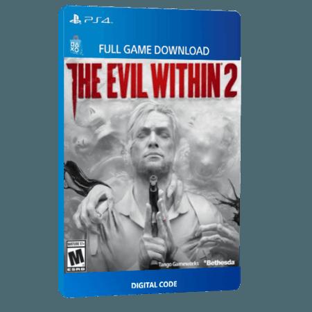 خرید بازی دیجیتال The Evil Within 2برای PS4