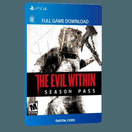 خرید Season Pass دیجیتال بازی دیجیتال The Evil Within برای PS4