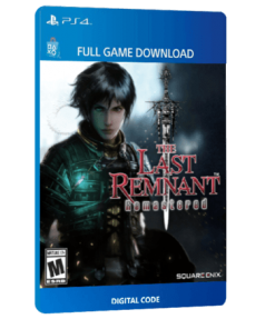 خرید بازی دیجیتال The Last Remnant Remastered