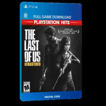 خرید بازی دیجیتال The Last of Us Remasteredبرای PS4