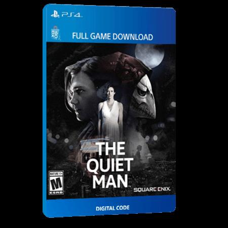 خرید بازی دیجیتال The Quiet Man