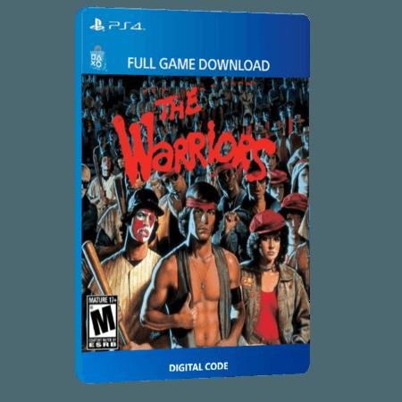 خرید بازی دیجیتال The Warriorsبرای PS4
