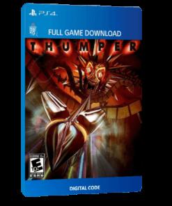 خرید بازی دیجیتال Thumper VRبرای PS4