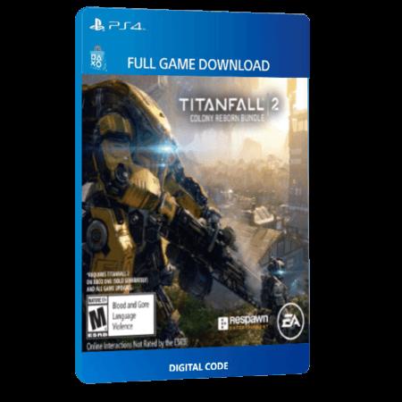 خرید Bundle دیجیتال بازی دیجیتال Titanfall 2 Colony Reborn برای PS4