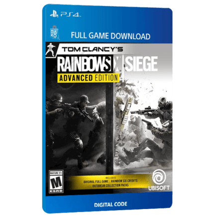 خرید بازی دیجیتال Tom Clancy's Rainbow Six Siege Advanced Edition