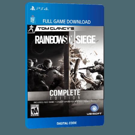 خرید بازی دیجیتال Tom Clancy's Rainbow Six Siege Complete Edition