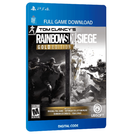 خرید بازی دیجیتال Tom Clancy's Rainbow Six Siege Year 3 Gold Edition