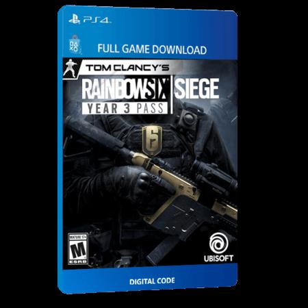 خرید بازی دیجیتالTom Clancy's Rainbow Six Siege Year 3 Pass