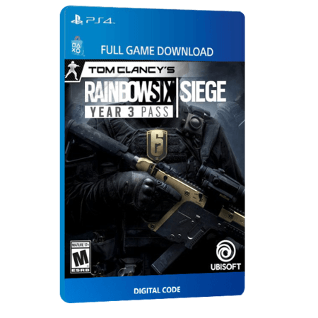 خرید بازی دیجیتال Tom Clancy's Rainbow Six Siege Year 3 Pass