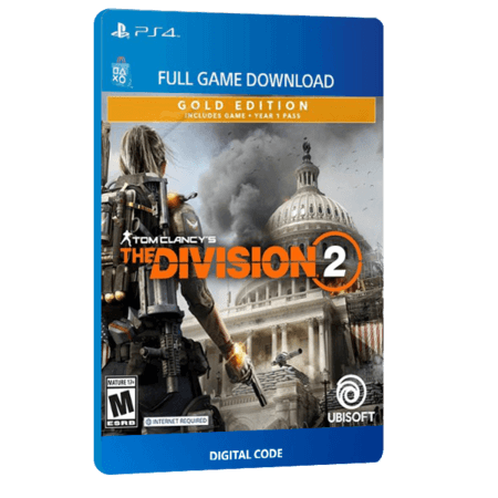 خرید بازی دیجیتال Tom Clancy's The Division 2 Gold Edition