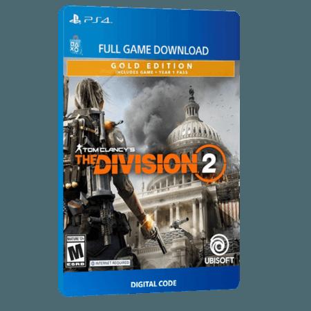 خرید بازی دیجیتال Tom Clancy's The Division 2 Gold Edition