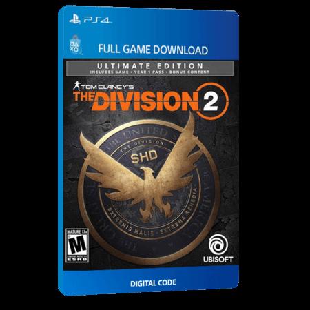 خرید بازی دیجیتال Tom Clancy's The Division 2 Ultimate Edition