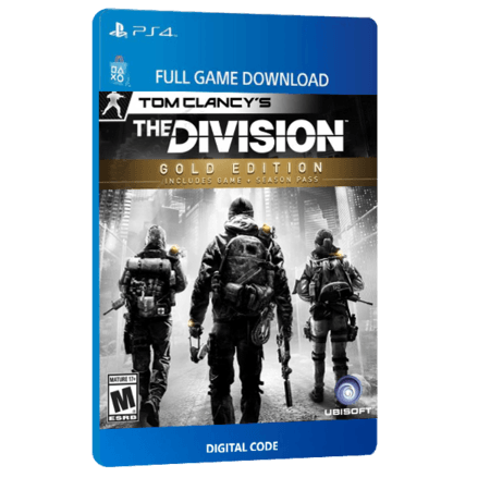 خرید بازی دیجیتال Tom Clancy's The Division Gold Edition