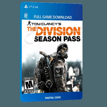 خرید سیزن پس بازی دیجیتال Tom Clancy's The Division Season Pass