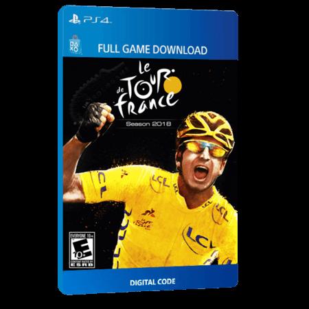 خرید بازی دیجیتال Tour De France 2018برای PS4