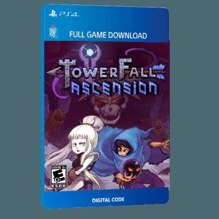 خرید بازی دیجیتال Towerfall Ascensionبرای PS4