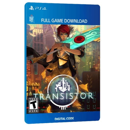 خرید بازی دیجیتال Transistorبرای PS4