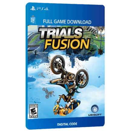 خرید بازی دیجیتال Trials Fusionبرای PS4