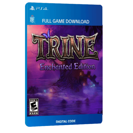 خرید بازی دیجیتال Trine Enchanted Editionبرای PS4
