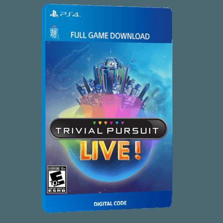 خرید بازی دیجیتال !Trivial Pursuit Live برای PS4