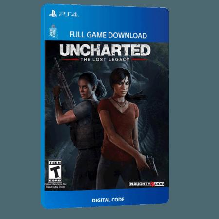 خرید بازی دیجیتال UNCHARTED The Lost Legacy