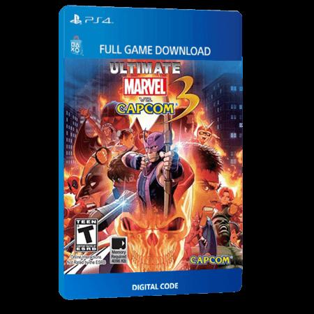 خرید بازی دیجیتال Ultimate Marvel vs. Capcom 3