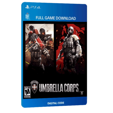 خرید بازی دیجیتال Umbrella Corps Digital Deluxe Edition