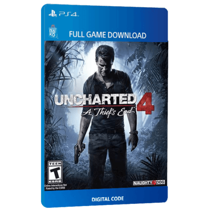 خرید بازی دیجیتال Uncharted 4 A Thief's End