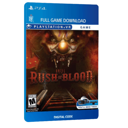 خرید بازی دیجیتال Until Dawn Rush of Blood VR