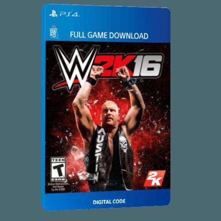 خرید بازی دیجیتال WWE 2K16