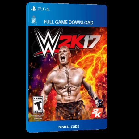 خرید بازی دیجیتال WWE 2K17 برای PS4