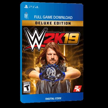خرید بازی دیجیتال WWE 2K19 Digital Deluxe Edition برای PS4
