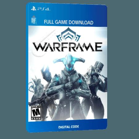 خرید بازی دیجیتال WARFRAME 370 PLATINUM