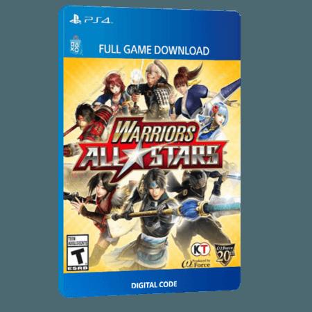 خرید بازی دیجیتال Warriors All Stars برای PS4