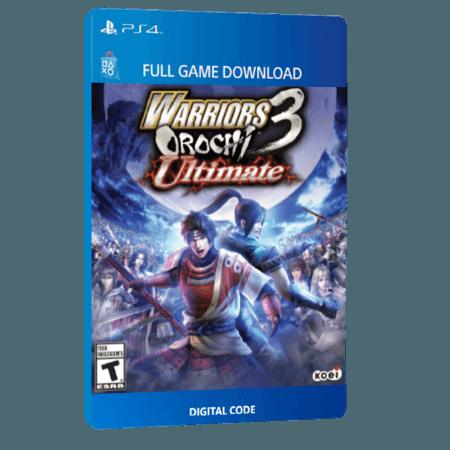 خرید بازی دیجیتال Warriors Orochi 3 Ultimate برای PS4