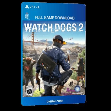 خرید بازی دیجیتال Watch Dogs 2 برای PS4