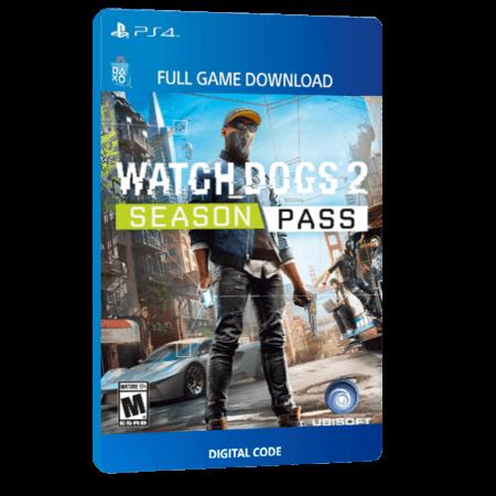 خرید Season Pass دیجیتال بازی دیجیتال Watch Dogs 2 برای PS4