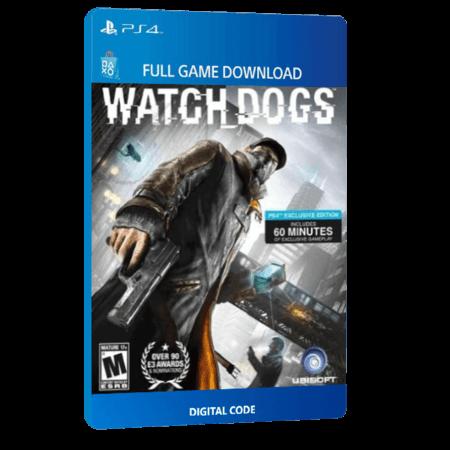 خرید بازی دیجیتال Watch Dogs برای PS4