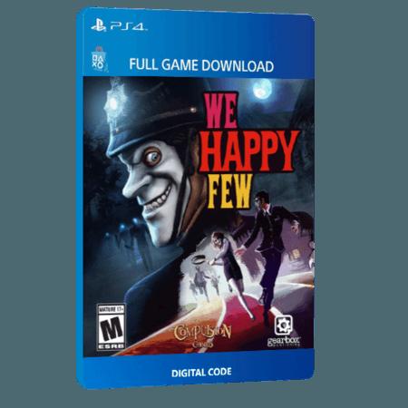 خرید بازی دیجیتال We Happy Few برای PS4